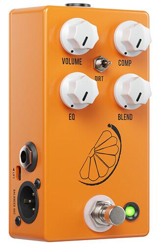 JHS Pulp N Peel V4 Compressor Guitar Effects Pedal