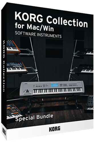 Korg Collection Special Bundle v2