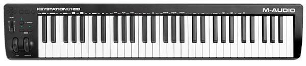 M-Audio Keystation 61 Mk3 61-Key Keyboard Controller