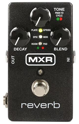 MXR M300 Digital Reverb Pedal