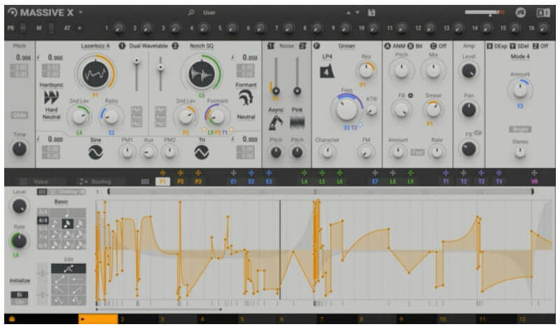Native Instruments Massive X Soft Synth