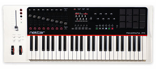 Nektar Panorama P4 49-key MIDI Keyboard Controller