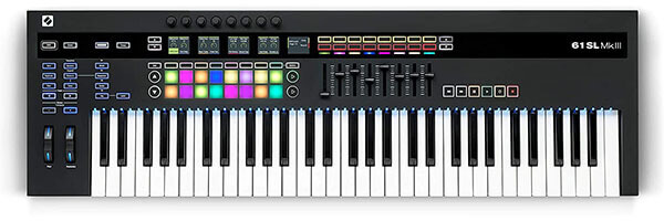 Novation 61SL MkIII 61-Key MIDI Keyboard Controller