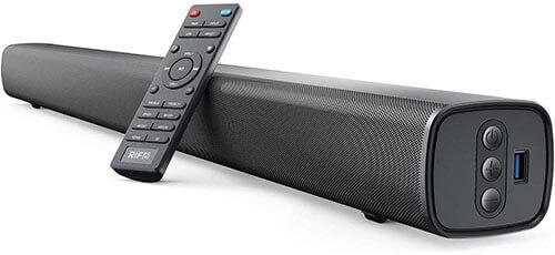 RIF6 35-Inch TV Soundbar