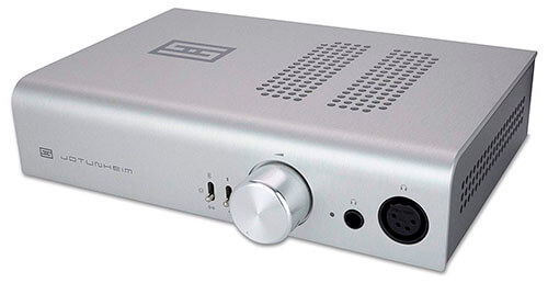 Schiit Audio Jotunheim Headphone Amplifier