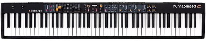 Studiologic Numa Compact 2x Digital Stage Piano/MIDI Controller