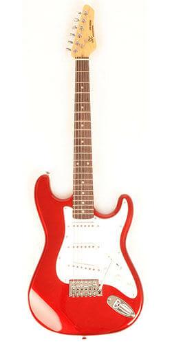 SX RST 3/4 CAR Beginner Electric Guitar