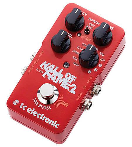 TC Electronic HOF 2 Reverb Pedal