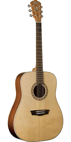 Washburn Harvest D7S Acoustic Guitar