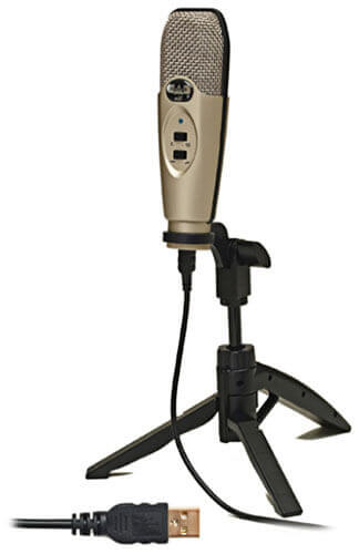 CAD Audio U37 USB Condenser Microphone