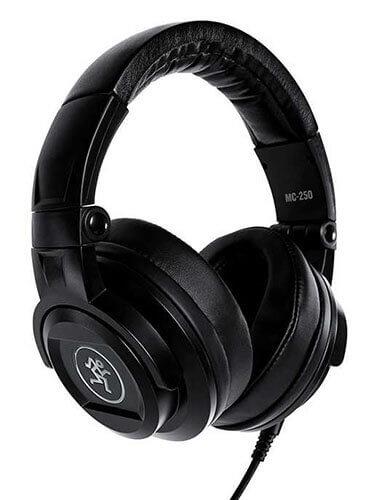 Mackie MC-250 Professional Closed Back Headphones