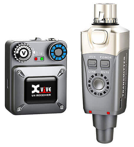 Xvive Audio U4 In-Ear Monitor Wireless System