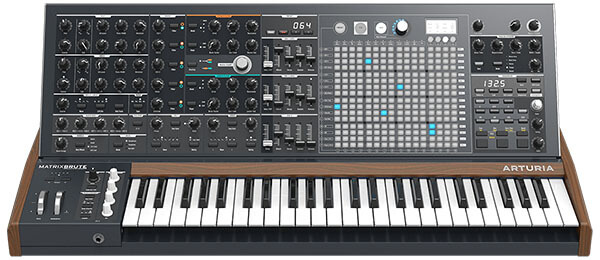 Arturia MatrixBrute 49-Key Synthesizer