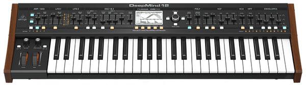 Behringer DeepMind 12 49-Key Polyphonic Synthesizer