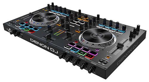 Denon DJ MC4000 Premium 2-Channel DJ Controller