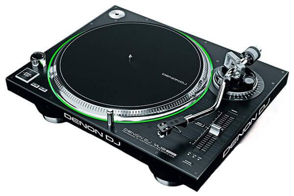 Denon DJ VL12 Prime Performance Turntable