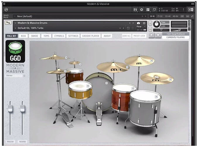 GetGood Drums Modern and Massive Pack