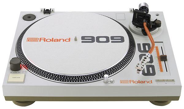 Roland TT-99 909 3-Speed Turntable
