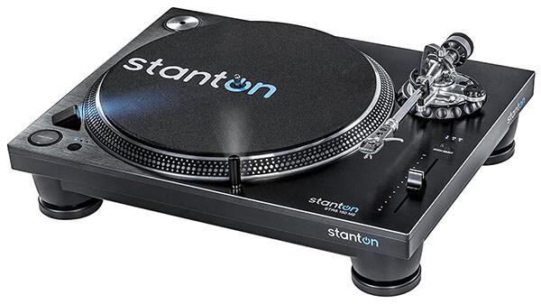 Stanton STR8.150 Mk2 Professional Direct Drive DJ Turntable