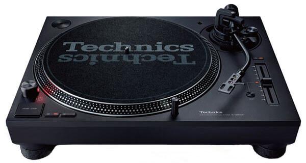 Technics SL-1200 Mk7 Turntable System