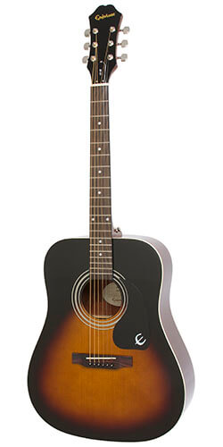 Epiphone DR-100 Dreadnought Acoustic Guitar