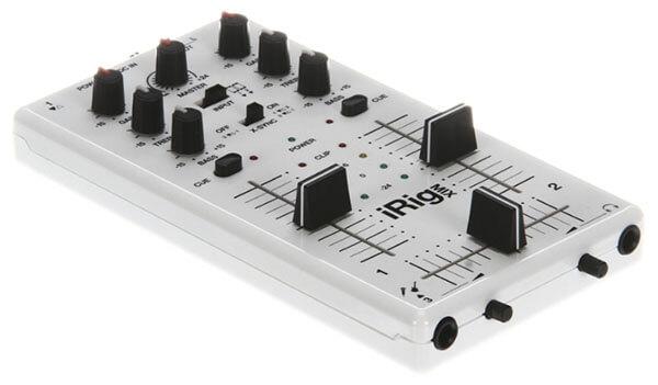 IK Multimedia iRig Mix Mobile Mixer