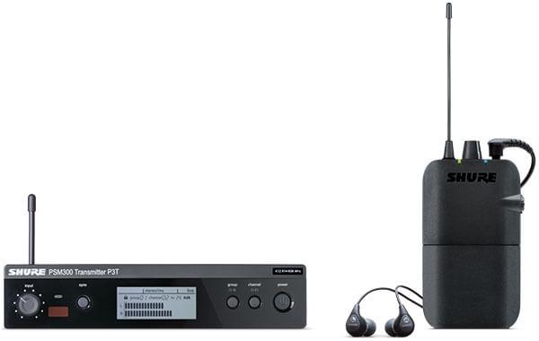 Shure P3TR112GR In-Ear Monitoring Set
