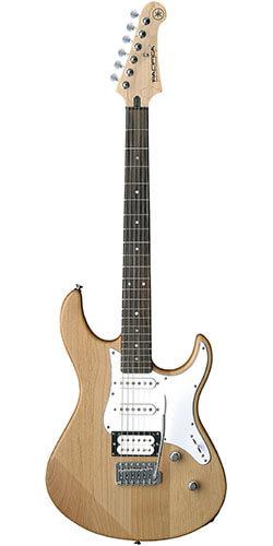 Yamaha Pacifica 112V Electric Guitar (Natural Satin)
