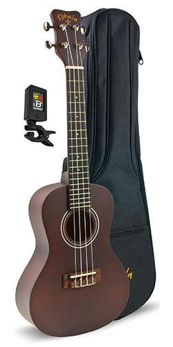 Kohala KPP-S Soprano Ukulele Player's Pack