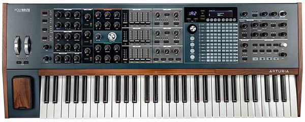 Arturia PolyBrute Polyphonic Morphing Analog Synthesizer