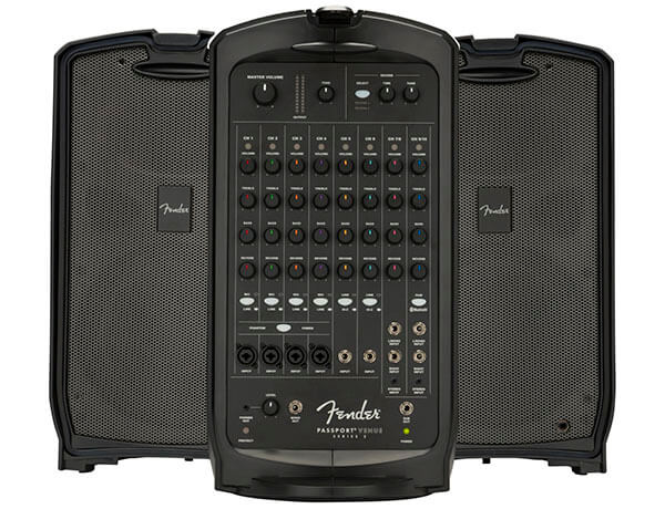 Fender Passport Venue Series 2 Portable PA System