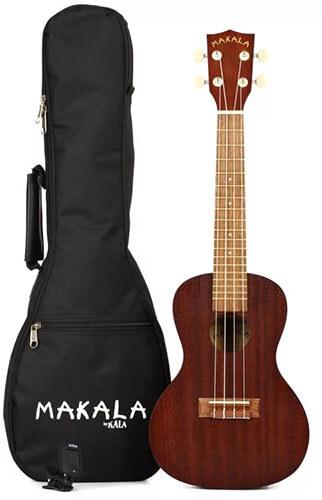 Kala MK-C Makala Concert Ukulele Pack