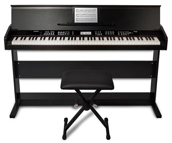 Alesis Virtue 88-Key Beginner Digital Piano