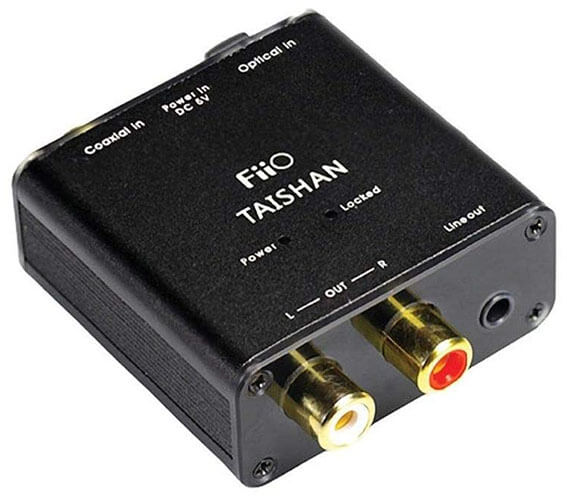FiiO D3 (D03K) Digital-To-Analog Converter