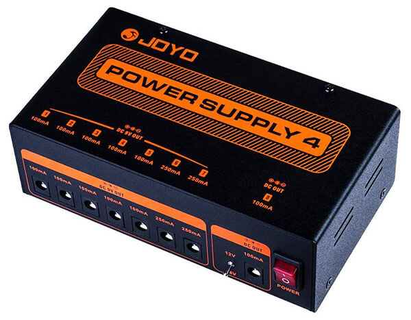 Joyo JP-04 Power Supply 4 Guitar Effect Pedal Power Supply
