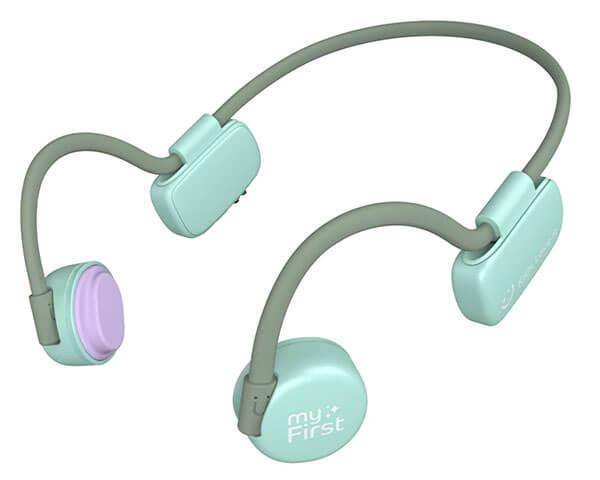 myFirst BC Wireless (BCW) Bone Conduction Headphones