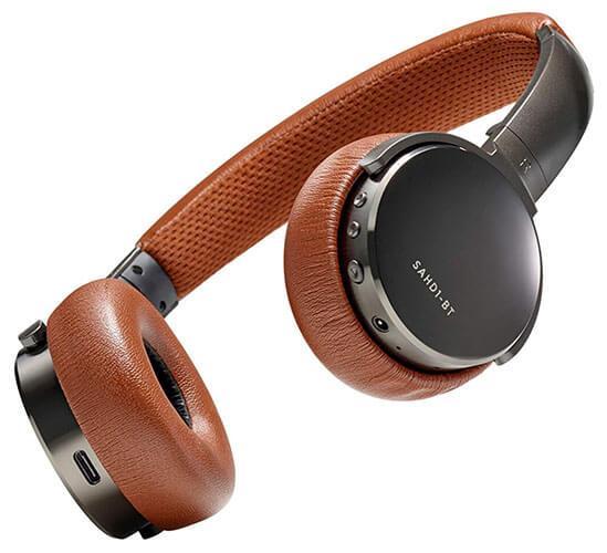 Status Audio BT One Wireless On-Ear Headphones (Umber)