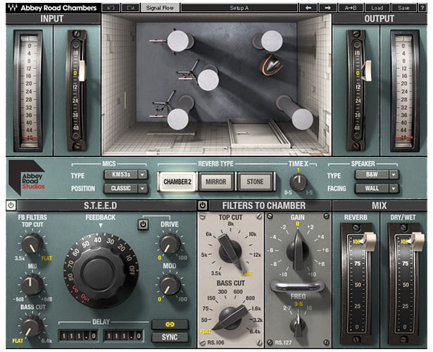 Waves Abbey Road Chambers Plugin