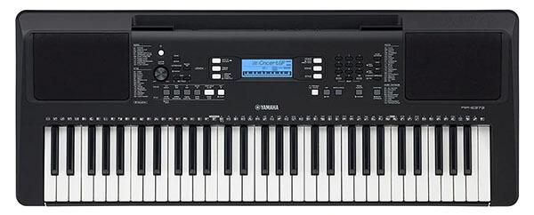 Yamaha PSR-E373 61-Key Portable Arranger Keyboard