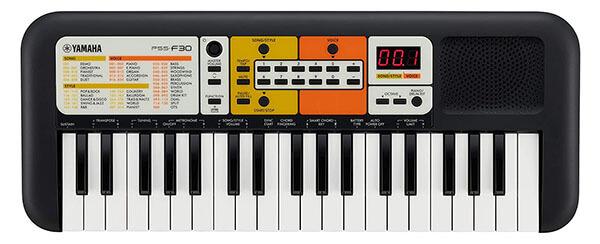 Yamaha PSS-F30 Portable Keyboard