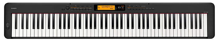 Casio CDP-S350 Compact Digital Keyboard Piano