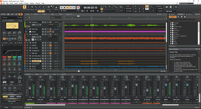 Cakewalk by BandLab Music Production Software