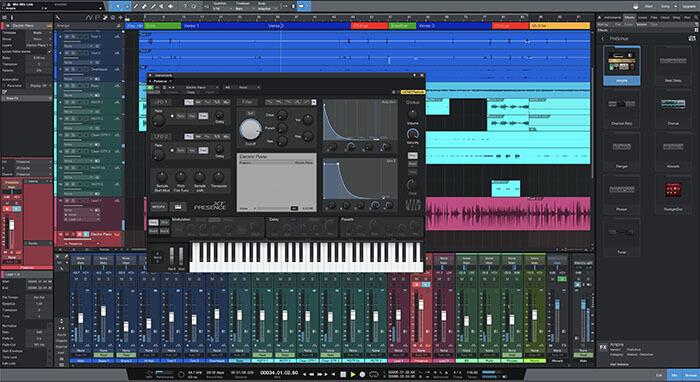 PreSonus Studio One Prime DAW