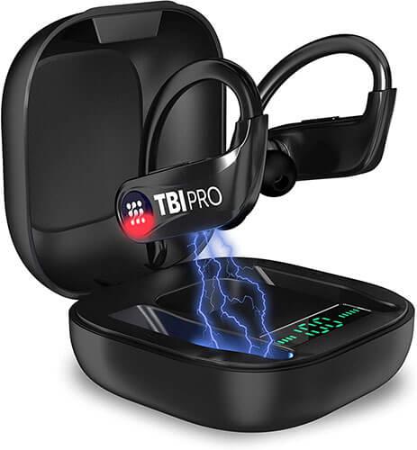 TBI Pro PowerPro Sport 5.0 Headphones